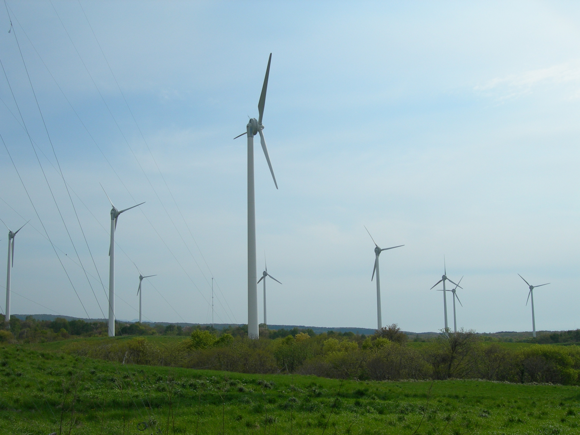 江差風力発電所